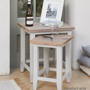 Signature Nest of Two Tables