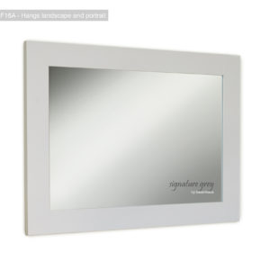 Signature Overmantle Mirror (Hangs Landscape & Portrait)