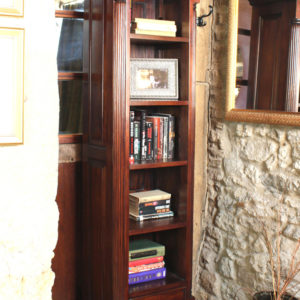 La Roque Narrow Alcove Bookcase
