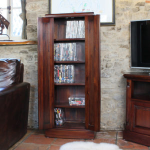 La Roque CD/DVD Cupboard