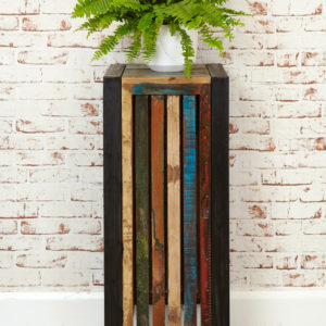 Urban Chic Tall Plant Stand/Lamp Table