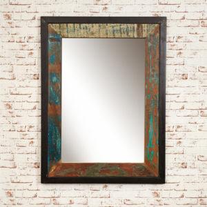 Urban Chic Mirror  large (Hangs landscape or portrait)