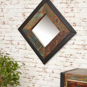 Urban Chic Mirror  small (Hangs landscape or portrait)