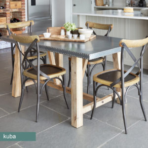Kuba Dining Table