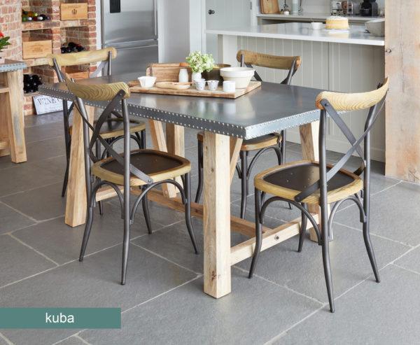 Kuba Dining Table