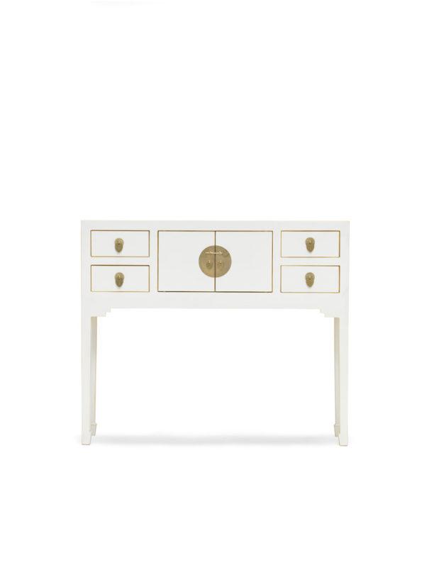 Tremendous The Nine Schools Qing White Console Table Spiritservingveterans Wood Chair Design Ideas Spiritservingveteransorg
